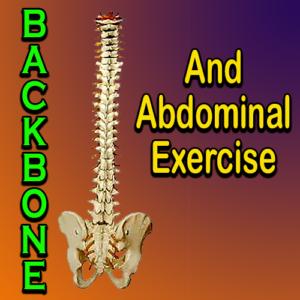 Backbone And Abdominal Exercise