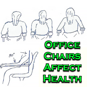 How Office Chairs Affect Health