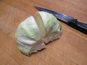 Cabbage is an economic health food