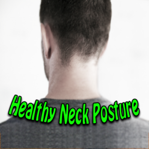Healthy Neck Posture Muscles Connected To Skull Natural Position