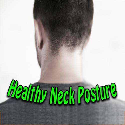healthy neck posture