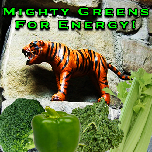 Mighty Greens For Energy