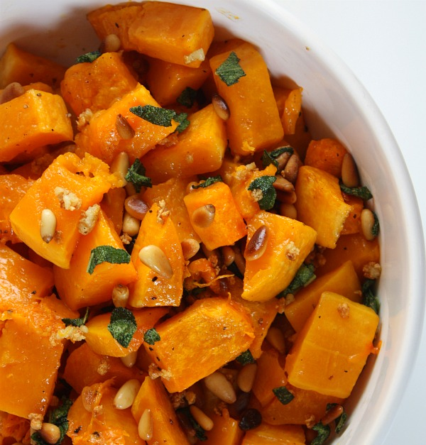 butternut squash quick snacks for busy people