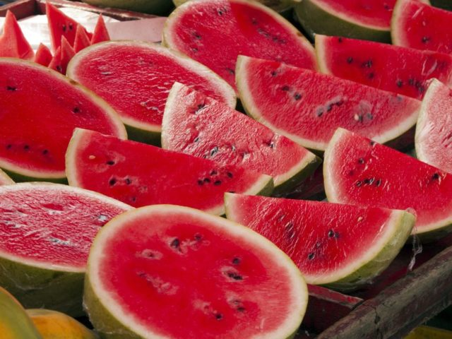watermelon is a wonderful health food
