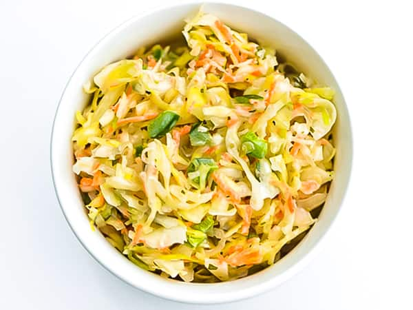 Coleslaw for Health