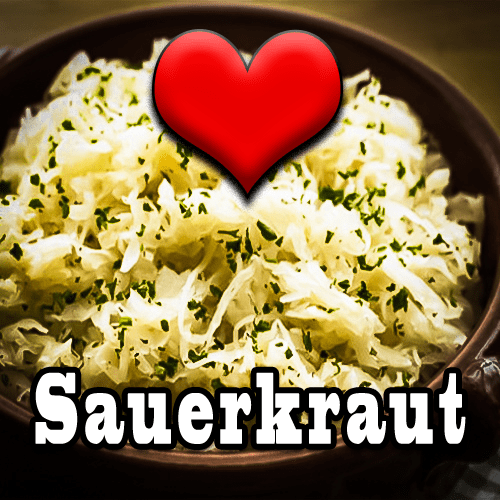 How to Teach Yourself to Like Sauerkraut