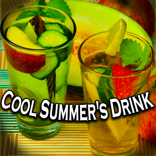 A Cool Summer's Drink