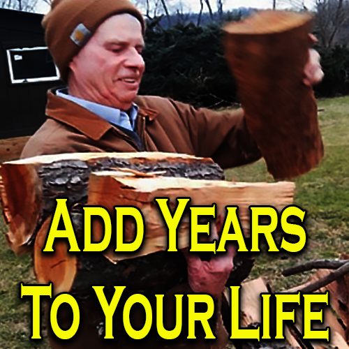 Add Years To Your Life
