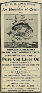 Cod Liver Oil For Healthy Joints