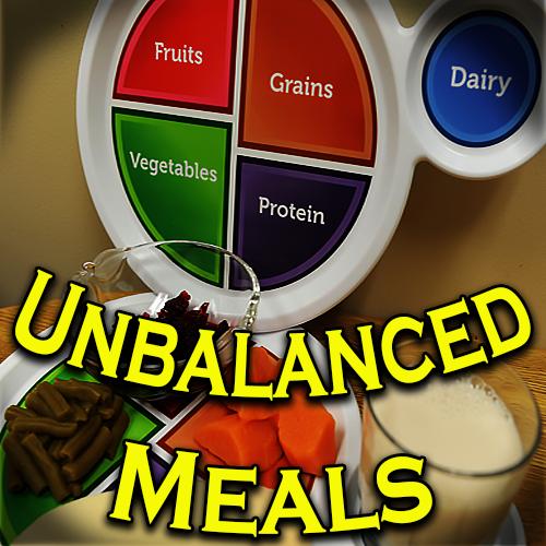 Unbalanced Meals
