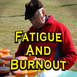 Fatigue And Burnout