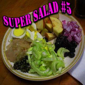 Super Salad #5 For Bodies Of Steel