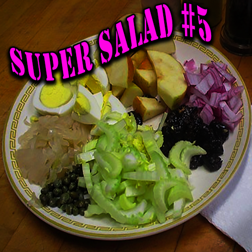 Super Salad #5 for Bodies Of Steel