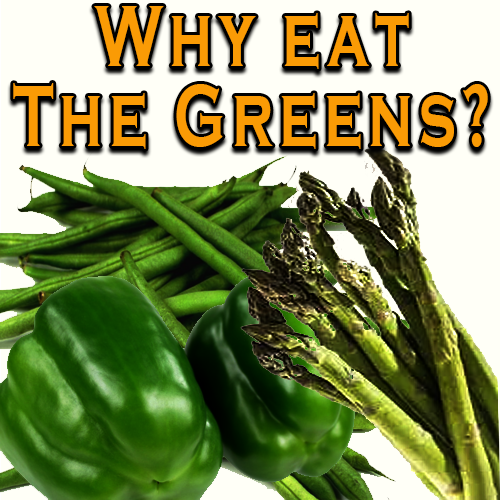Why Eat The Greens