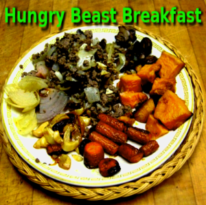 Hungry Beast Breakfast
