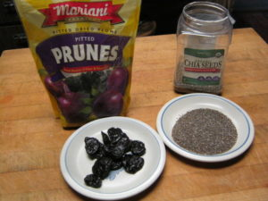 Prunes are nutritious